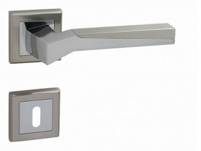 WB dveřní kování HAX 033 HR (chrom/nikl)