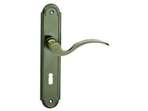 Cobra dveřní kování VENEZIA (bronz)