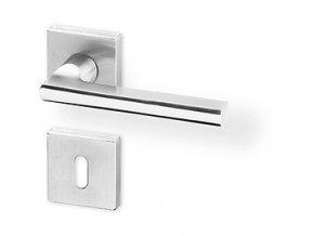 ACT dveřní kování ELEMENT R HR (nerez)