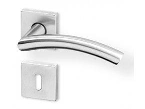 ACT dveřní kování PIPA R HR PK (nerez)