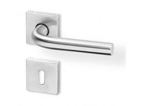 ACT dveřní kování LIDA R HR PK (nerez)