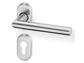 ACT dveřní kování TIPA R OV PK (nerez)