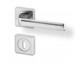 ACT dveřní kování METRO R HR (ef. nerez)