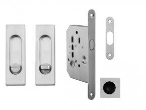 MP Set pro posuvné dveře WC Hranatý OCS