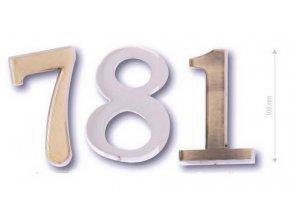 cobra číslice 10 cm