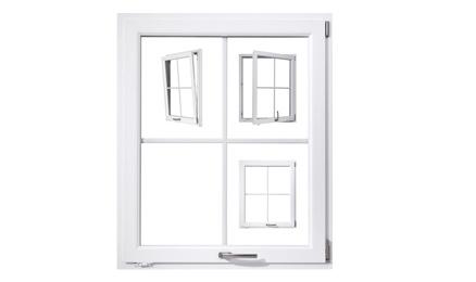 Okenní kování MACO