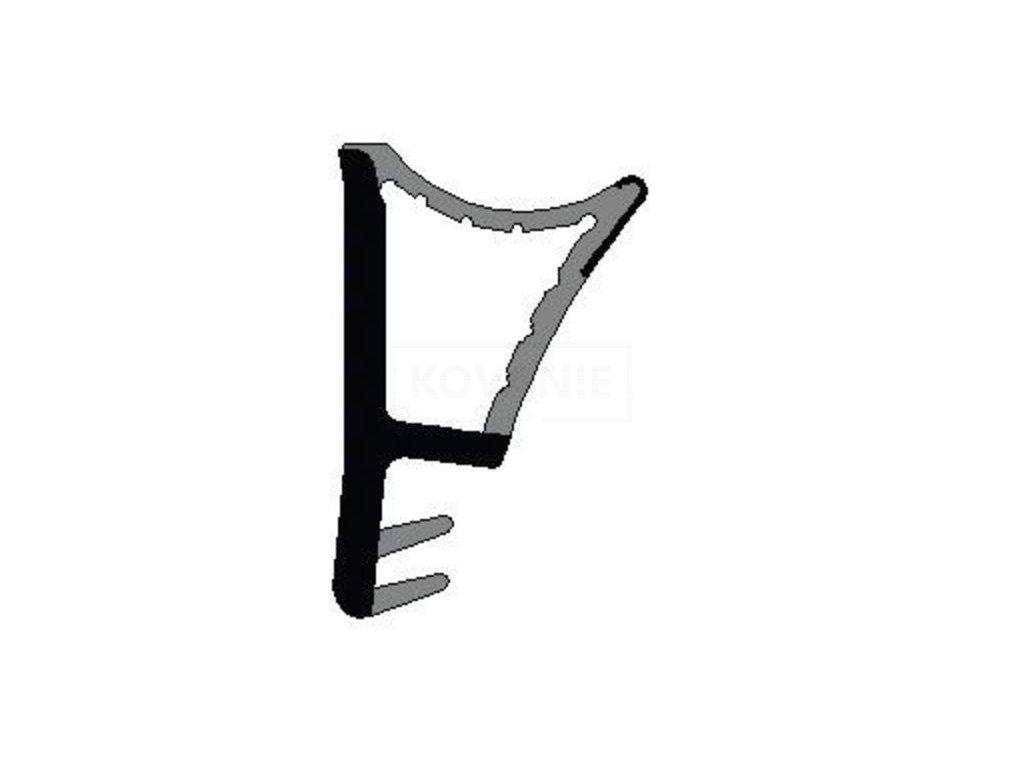okenni pridavne jednokomorove tesneni 105mm l5110