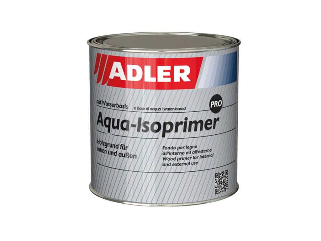 Grund und Zwischenbeschichtung aqua isoprimer pro von adler
