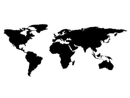 mapa komplet Model
