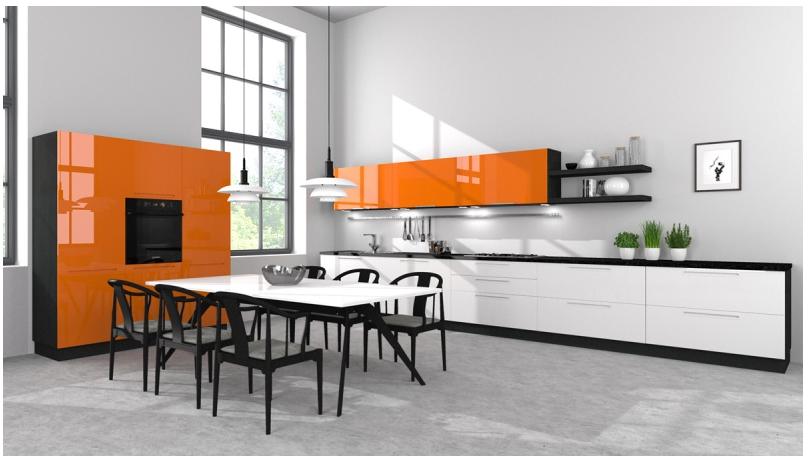 Vizualizácia a projektovanie nábytku