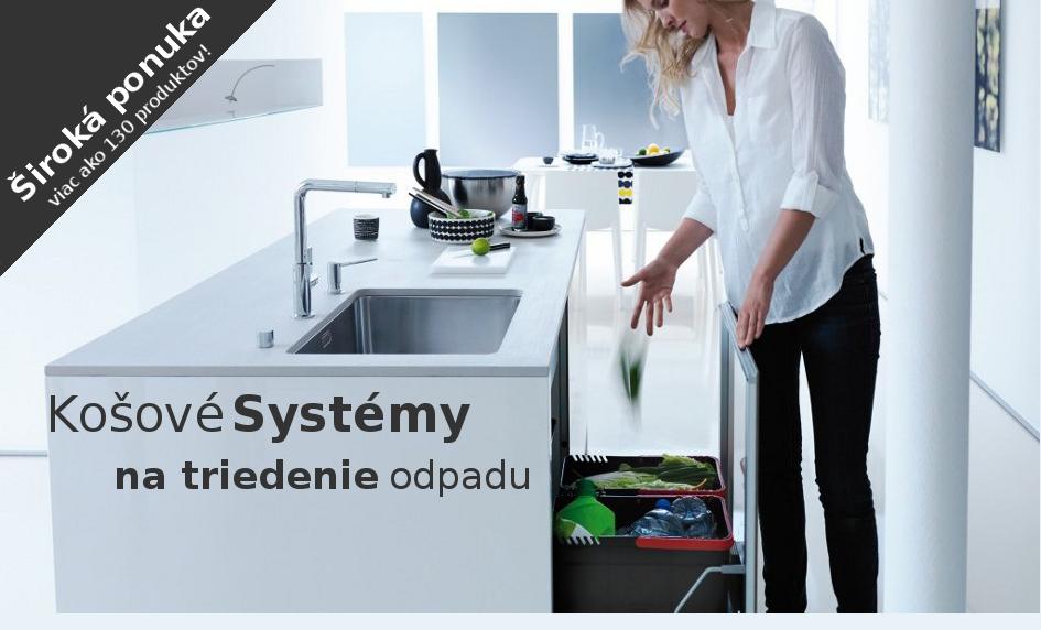 Košové systémy - sortery