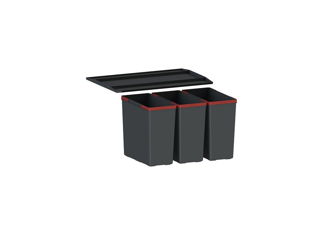 Franke Easysort 600-3-0 3x14,5 l
