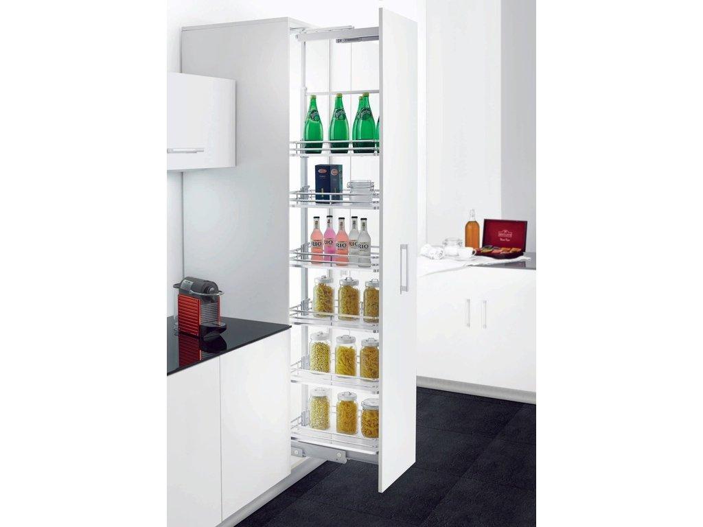 3078 wireli ram k potravinovej skrini elegance 6 kosov