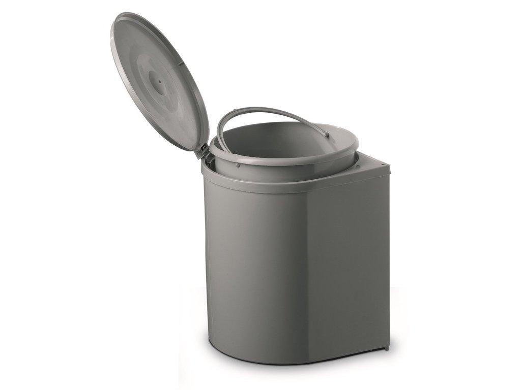 Odpadkový kôš Wireli 1x12 l