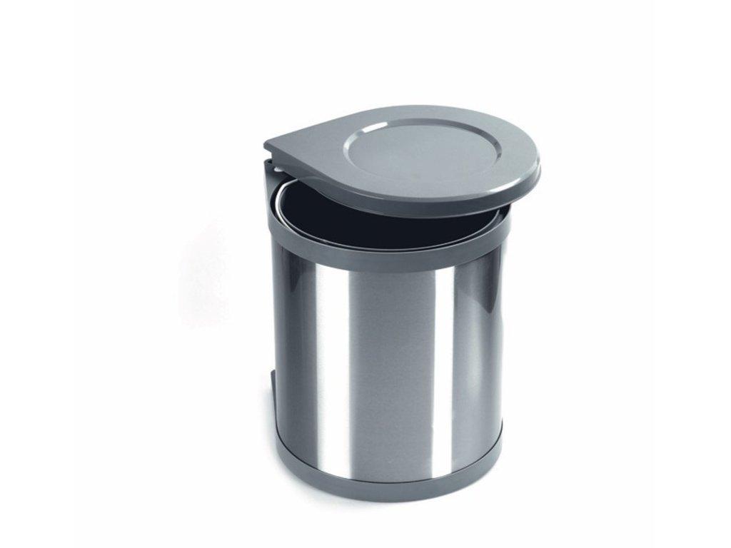Odpadkový kôš Wireli  1x15 l nerez