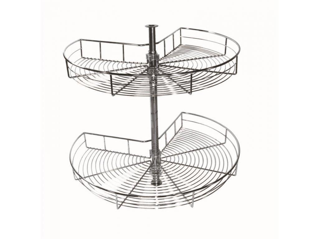 STRONG karusel 3/4 s mon. tyčou pre skrinky 900mm