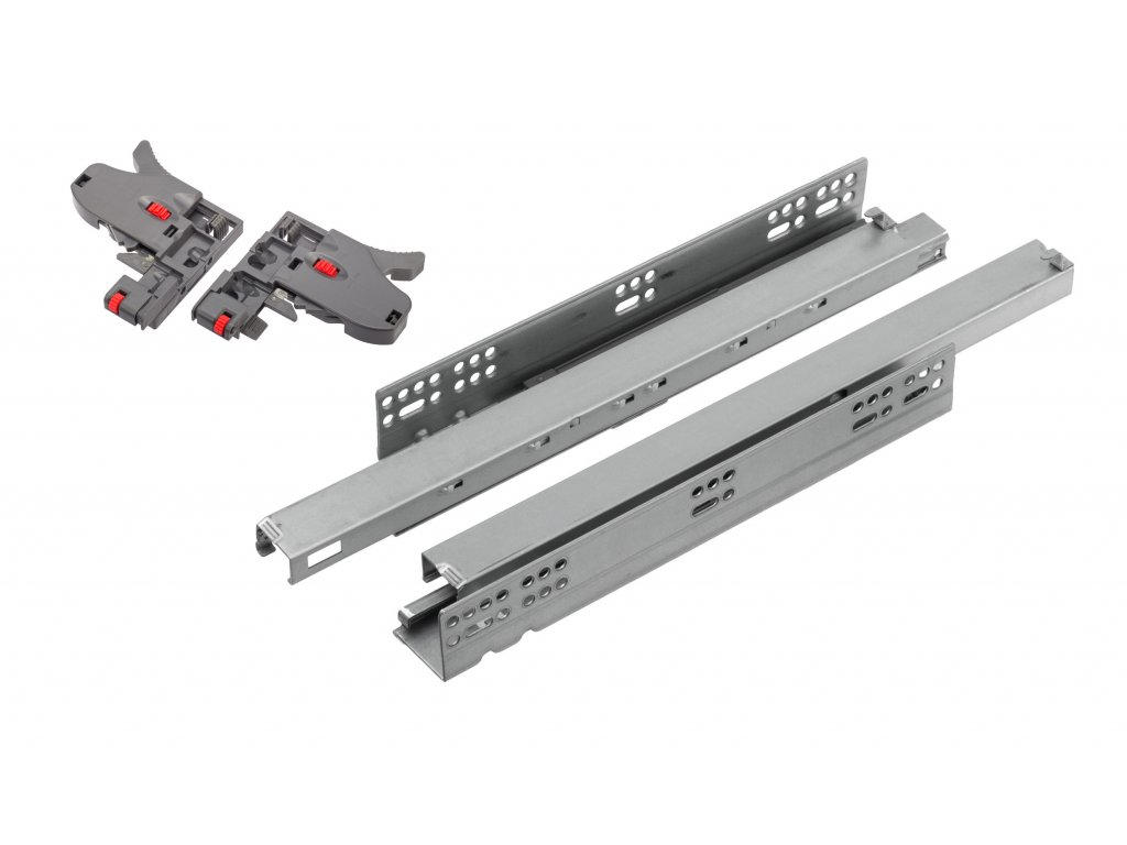 StrongRide synchro 3D celovýsuv s tlmením  300 - 550 mm