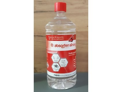 Čistič Absorfen Strong, 1000ml