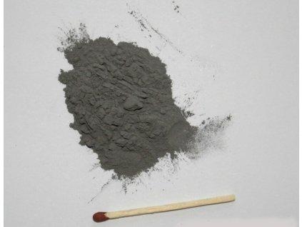 Železo práškové redukované H2, čisté, 50g