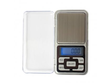 Digitální váha MH 200g/0,01g + baterie zdarma