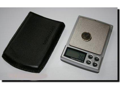 Digitální váha Pocket 2000g/0,1g
