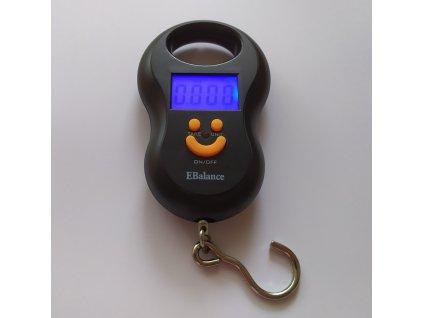 Digitální mincíř, závěsná váha SMILE 50kg/10g, podsvícený