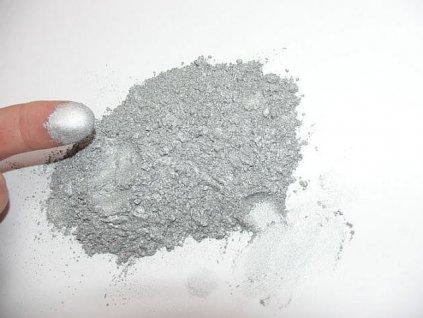 Hliníkový pudr - stříbřenka, 250g
