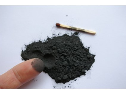 Sulfid antimonitý, 1kg, AKCE!!