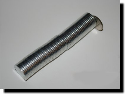 Magnet neodymový 20/2 - velmi silný