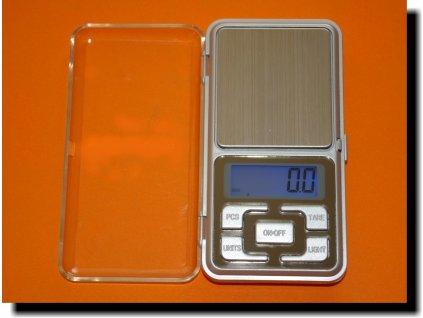Digitální váha MH 1000g/0,1g + baterie zdarma