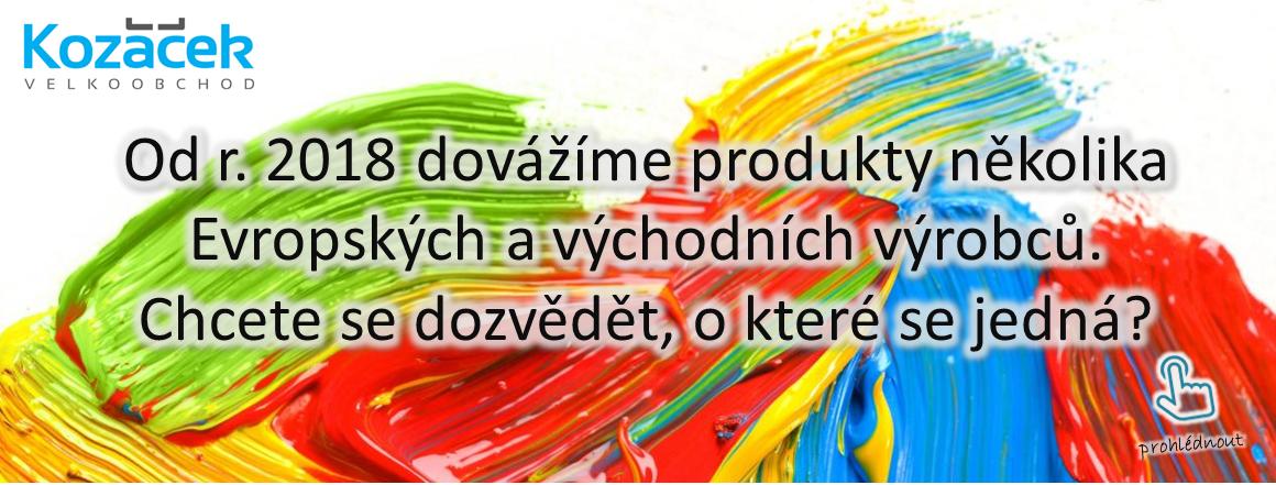 Dovozce Kozáček Velkoobchod s.r.o.