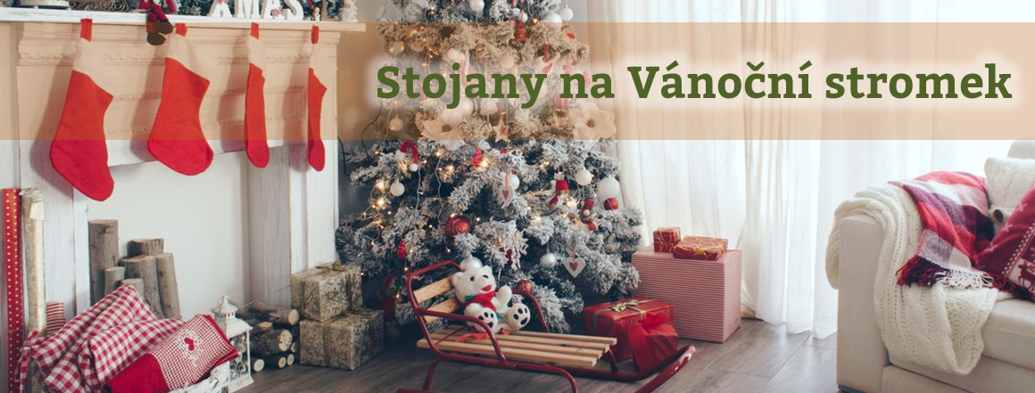 Stojan na Vánoční stromek