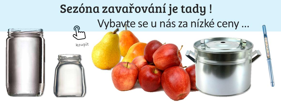Zavařování ovoce a zeleniny Kozáček Velkoobchod s.r.o.