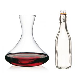 Láhve sklo | Karafy