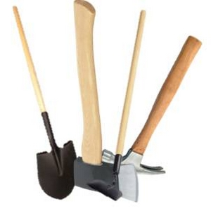 Dřevěné násady | Klínky