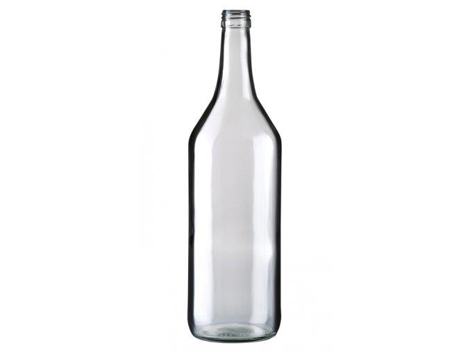 Láhev sklo na lihoviny LIEH 1000ml