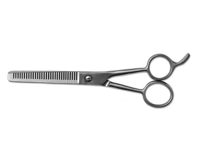 Nůžky efilační nerez 15,5cm  4268 KDS