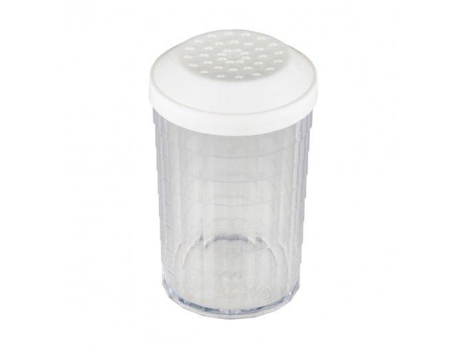 Cukřenka plast imitace skla 200ml  CZ, mix barev