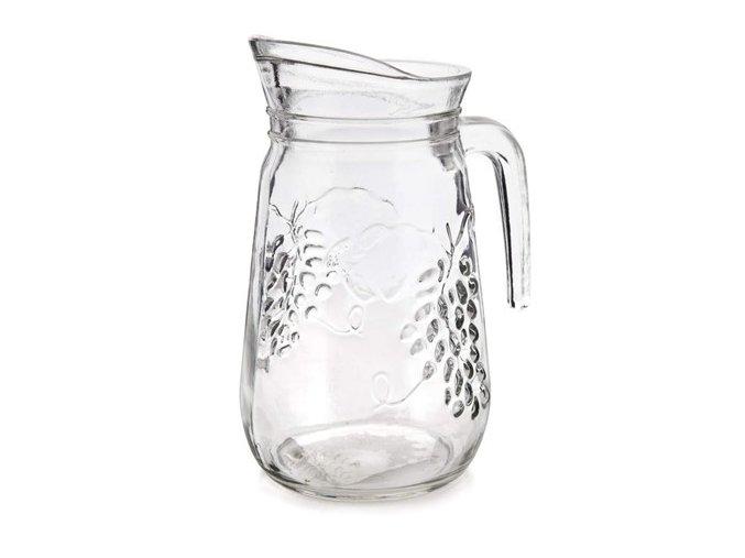 Džbán sklo 1,5L  HROZEN