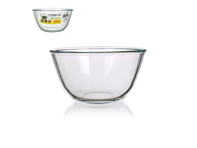 Miska sklo 2,5L BOWL hluboká  SIMAX