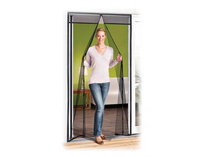 Síť proti hmyzu balkonová magnetická 220x100cm  FLORASUN