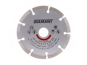 Kotouč diamant řezný ¤125x22,2mm segment  DIAMANT