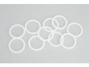 Kroužek záclonový ¤34mm 10ks  CZ