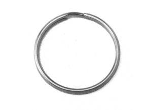Kruh na klíče ¤30mm niklovaný (odběr bal.20ks)