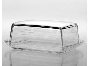 Máslenka sklo 14,5x12x6,5cm  JASLO