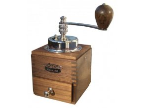 Mlýnek kávy vzor 1945 LUX ořech