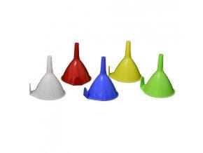 Nálevka ¤ 6cm PH CZ mix barev