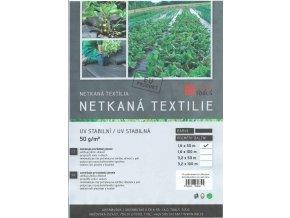 Netkaná textilie 3,2x10m 17g/m2 bílá  JAD