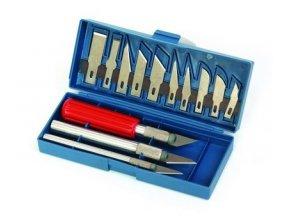 Nože vyřezávací 13 ks  FESTA