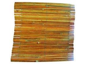 Rohož stínící bambus štípaný 2x5m FESTA (NADROZMĚR)